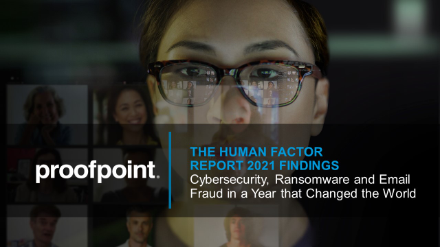 THE HUMAN FACTOR REPORT 2021 FINDINGS