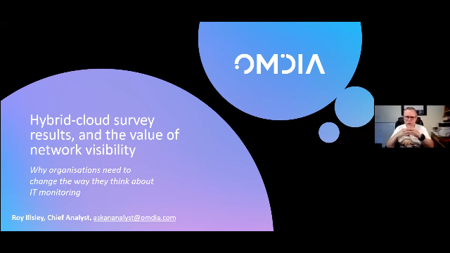 OMDIA Hybrid Cloud Survey Results and the Value of Visibility