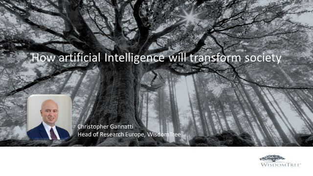 How artificial Intelligence will transform society