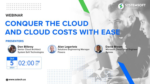 Conquer the Cloud and Cloud Costs with Ease