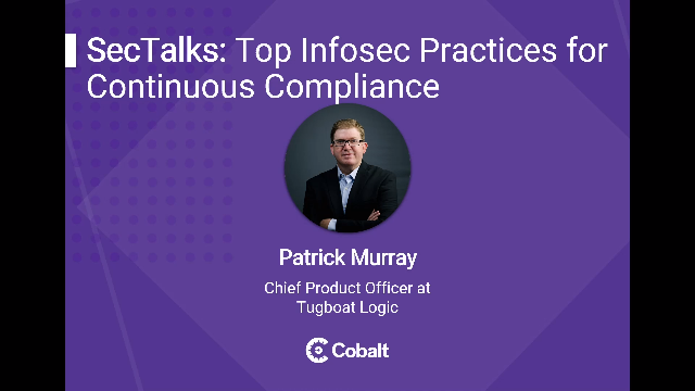 Top Infosec Practices for Continuous Compliance