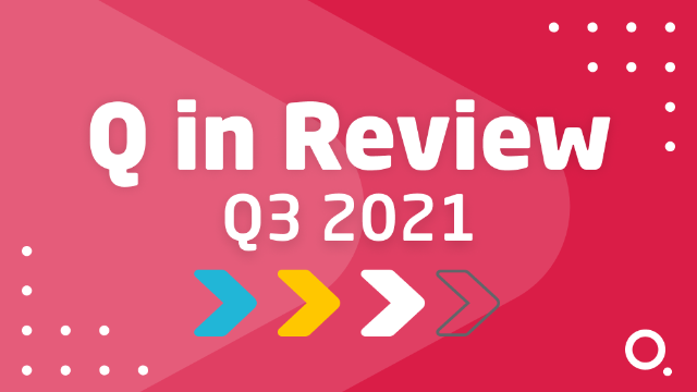 Q3 In Review