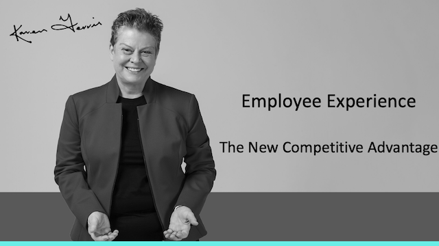 Employee Experience - The New Competitive Advantage