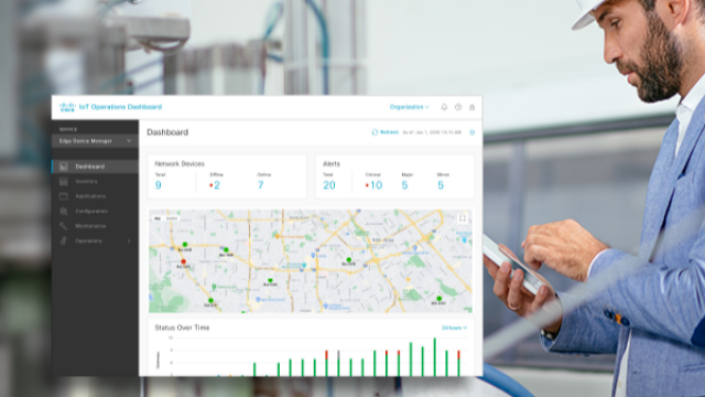 Simplify Remote Connectivity with Cisco IoT Operations Dashboard