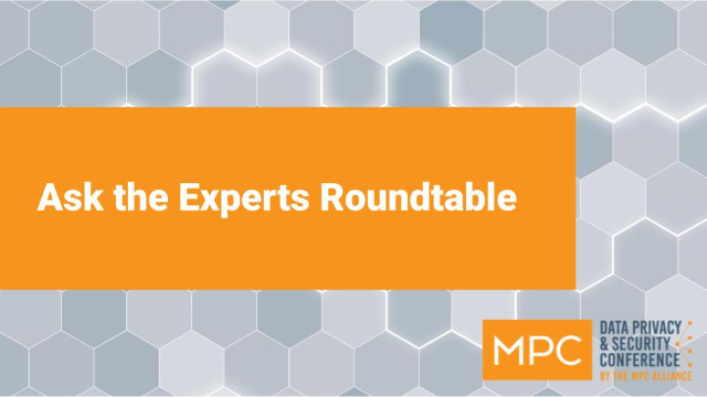 Ask The Experts Roundtable