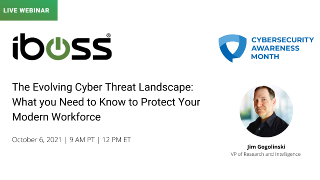 The Evolving Cyber Threat Landscape: Protect Your Modern Workforce