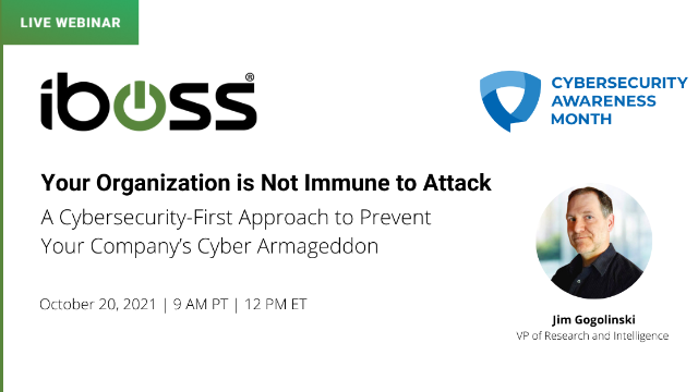 A Cybersecurity-First Approach to Prevent Your Company's Cyber Armageddon