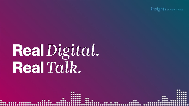 REAL Digital. REAL Talk: Getting Control of Your Cloud Costs and Complexity
