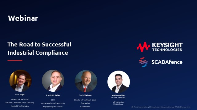 The Road to Successful Industrial Compliance