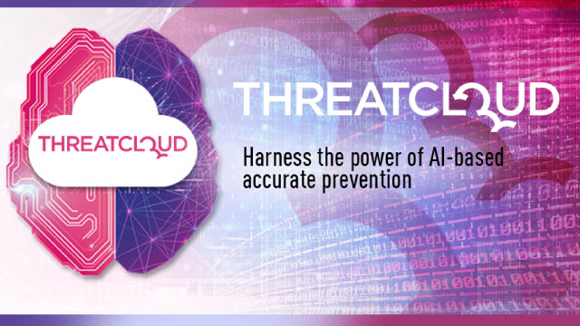 What is ThreatCloud and how does it work?