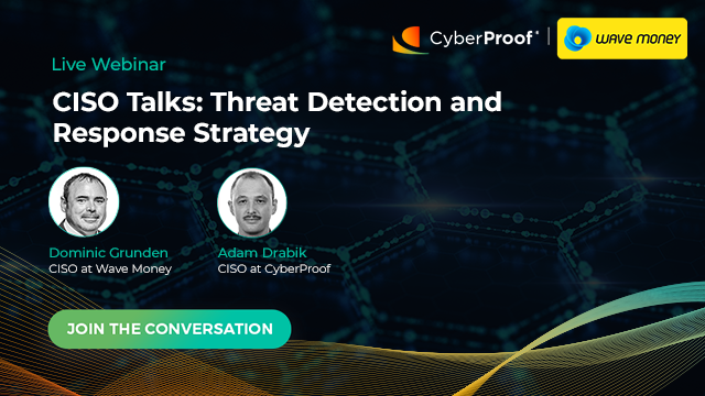 CISO Talks: Threat Detection and Response Strategy
