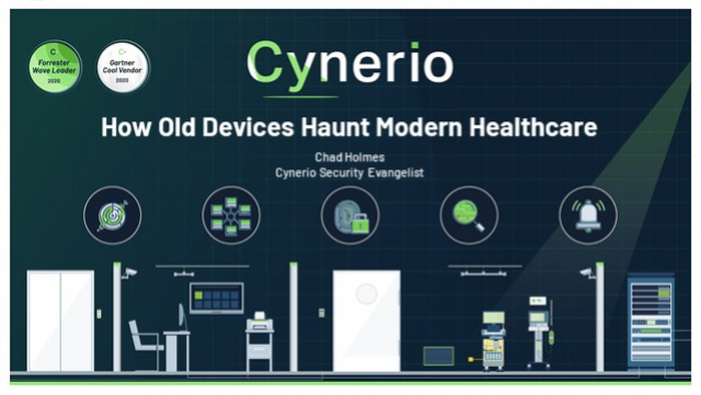 How Old Devices Haunt Modern Healthcare