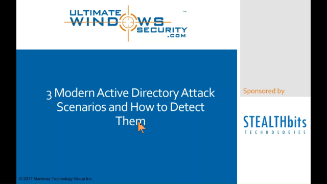 3 Modern Active Directory Attack Scenarios and How to Detect Them