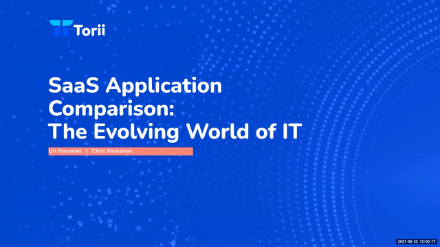 SaaS Application Comparison: The Evolving World of IT