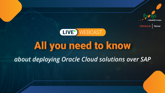All you need to know about deploying Oracle Cloud solutions over SAP