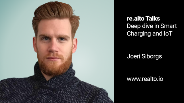 re.alto Talks: Deep-dive in Smart Charging and IoT