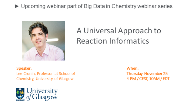A Universal Approach to Reaction Informatics