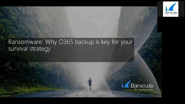 Ransomware: Why O365 backup is key for your survival strategy
