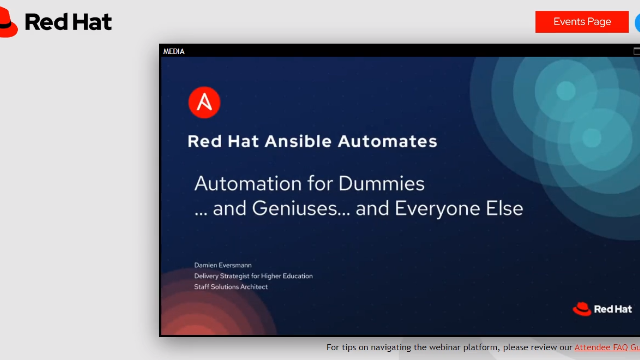 Automation for you, beginners, experts and everyone else
