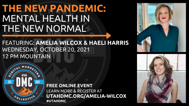 The New Pandemic: Mental Health is the New Normal