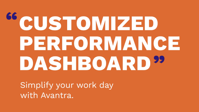 Customized reports and SAP dashboards with Avantra