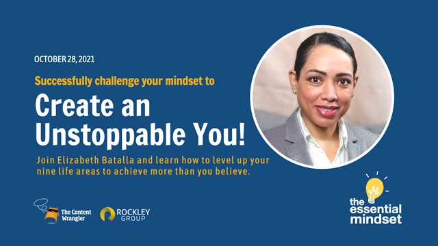 Successfully Challenge Your Mindset to Create an Unstoppable You!