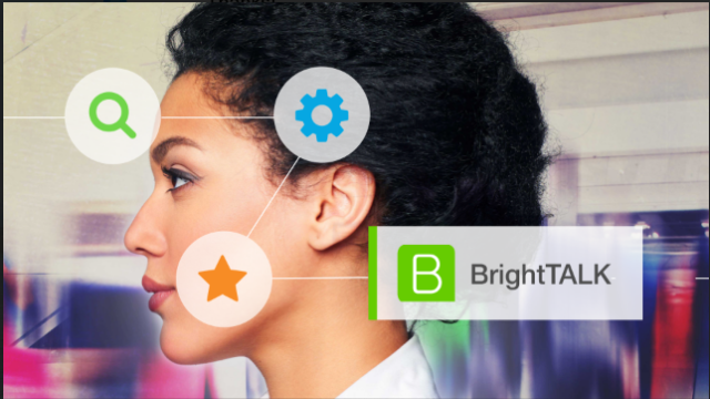 Getting Started with BrightTALK [November 15, 1 pm PT]