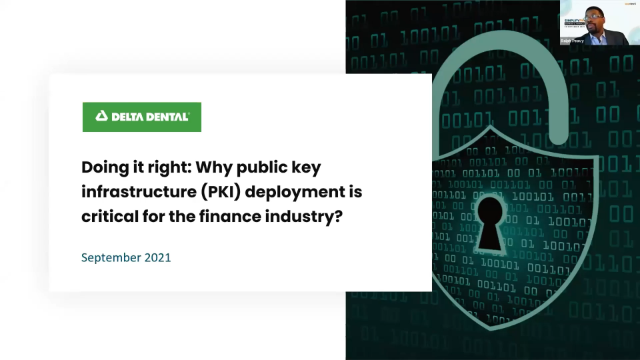 Doing it right: Why PKI deployment is critical for the Finance industry?