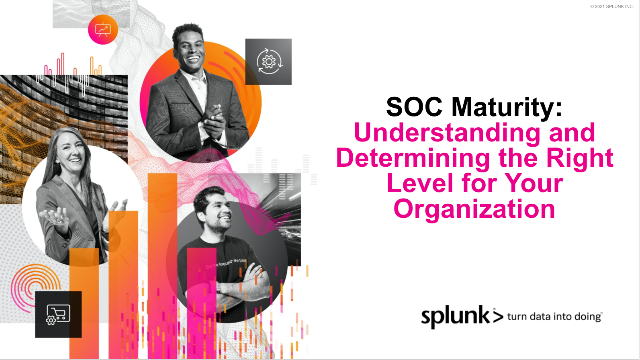SOC Maturity-Understanding and Determining the Right Level for Your Organization