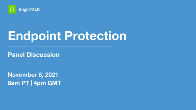 Panel: Endpoint Protection