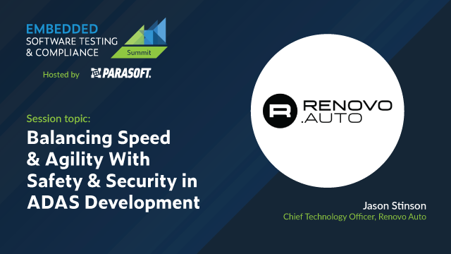 Balancing Speed & Agility With Safety & Security in ADAS Development