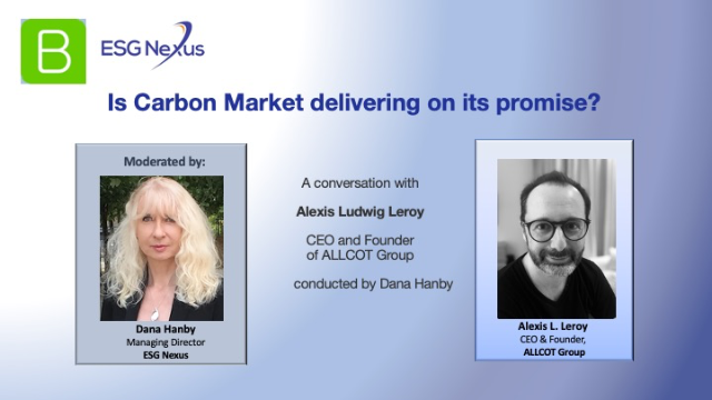 Is Carbon Market delivering on its promise?