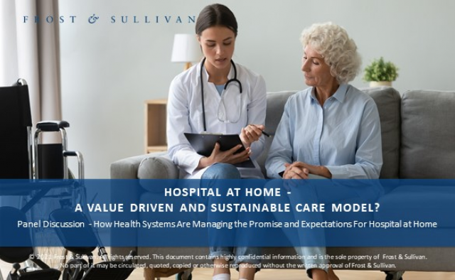 Hospital at Home—A Value-driven and Sustainable Care Model?