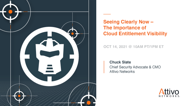 Seeing Clearly Now – The Importance of Cloud Entitlement Visibility