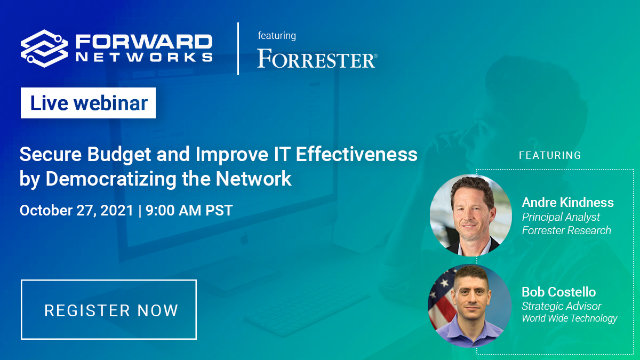 Reduce costs & accelerate digital transformation by democratizing the network