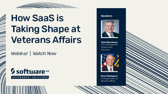 How SaaS is Taking Shape at Veterans Affairs
