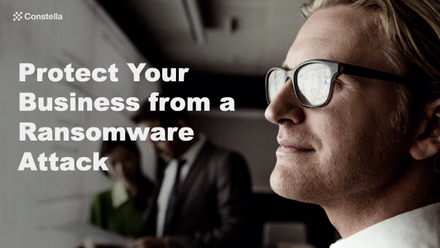 Protect Your Business from a Ransomware Attack