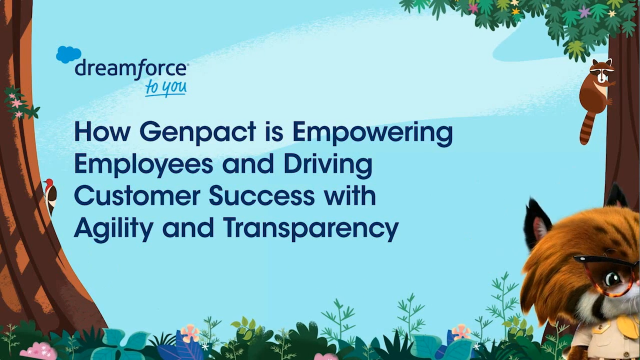 How Genpact is Empowering Employees and Driving Customer Success
