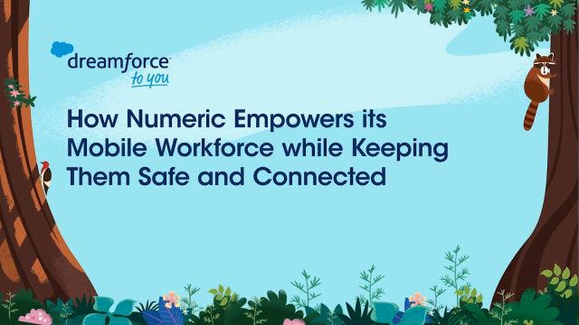 How Numeric Empowers its Mobile Workforce while Keeping them Safe and Connected