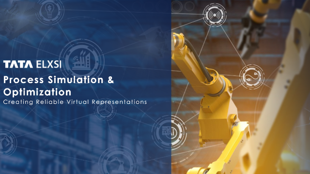 Creating digital twin for process simulation and optimization