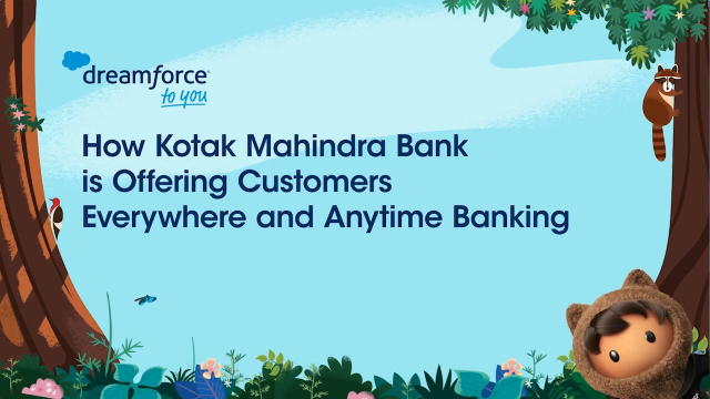 How Kotak Mahindra Bank is Offering Customers Everywhere and Anytime Banking