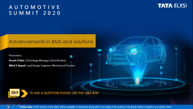 Advancements in Electric Vehicle Battery Management Systems
