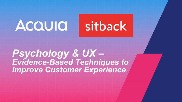 Psychology And UX: Evidence-Based Techniques To Improve Your Customer Experience