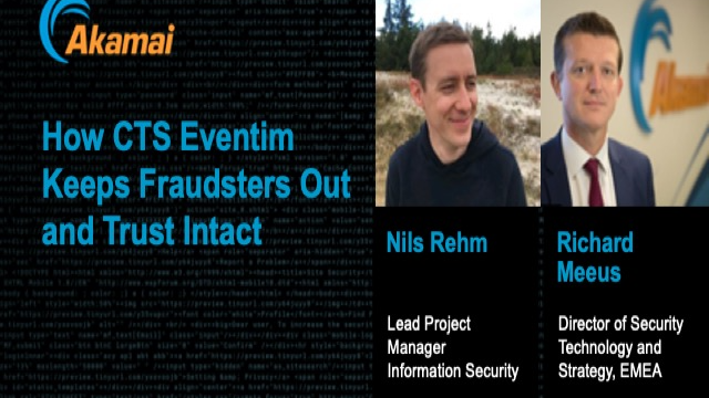 How CTS Eventim Keeps Fraudsters Out and Trust Intact