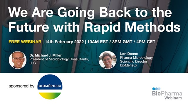 We Are Going Back to the Future with Rapid Methods
