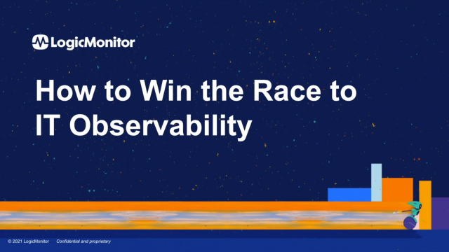 How to Win the Race to IT Observability