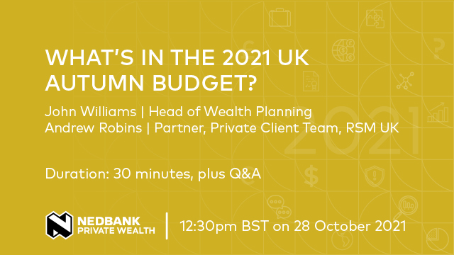 What's in the 2021 UK Autumn Budget?