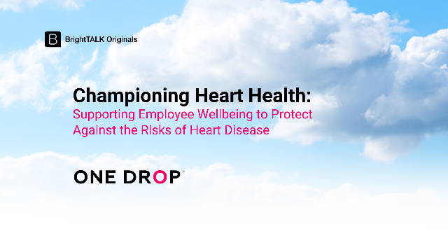 Supporting employee wellbeing to protect against the risks of heart disease