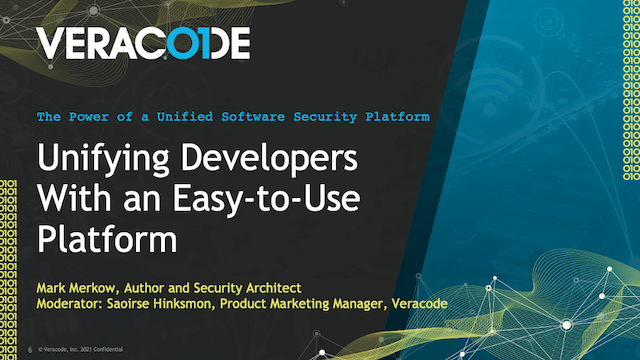 Unifying Developers With an Easy-to-Use Platform