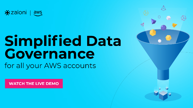 Simplified data governance for all your AWS accounts